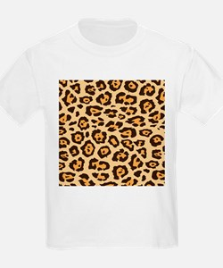 Leopard Animal Print T-Shirt