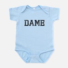 DAME, Vintage Infant Bodysuit
