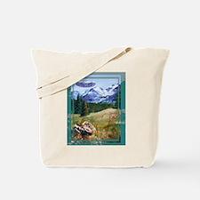 Picnic at Estes Park Tote Bag