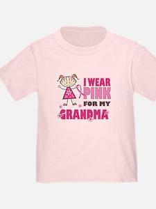 Wear Pink 4 Grandma T