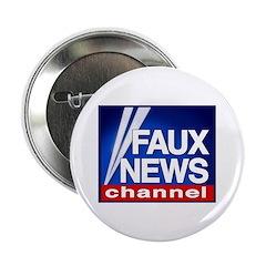 Faux News Channel - Button