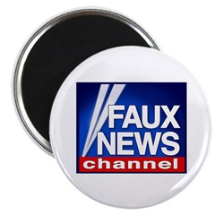 Faux News Channel - Magnet (10 pack)