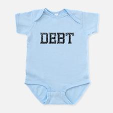 DEBT, Vintage Infant Bodysuit
