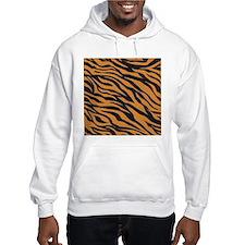 Tiger Animal Print Hoodie