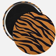 Tiger Animal Print Magnet