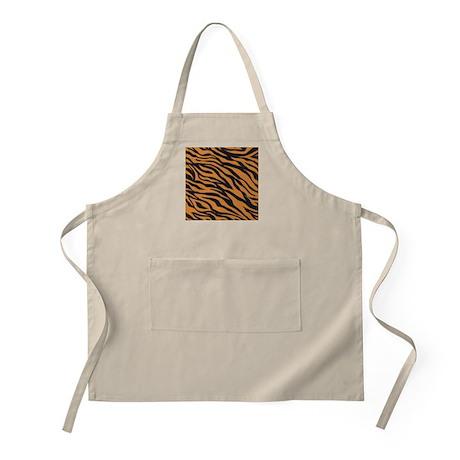 Tiger Animal Print Apron