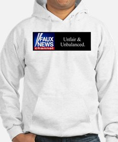Faux News Channel - Hoodie