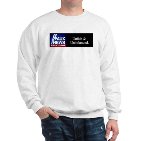 Faux News Channel - Sweatshirt