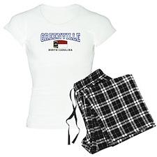 Greenville, North Carolina, NC, USA Pajamas