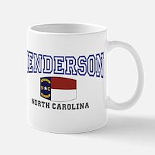 Henderson, North Carolina Mug