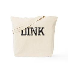 DINK, Vintage Tote Bag