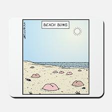 Beach Bums Mousepad