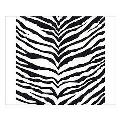 White Tiger Animal Print Posters