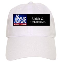 Faux News Channel - Baseball Cap