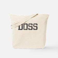 DOSS, Vintage Tote Bag