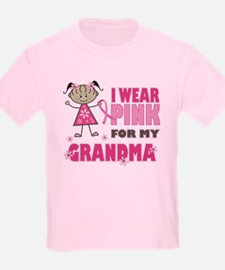 Wear Pink 4 Grandma T-Shirt