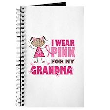 Wear Pink 4 Grandma Journal