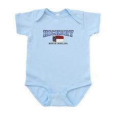 Hickory, North Carolina Infant Bodysuit