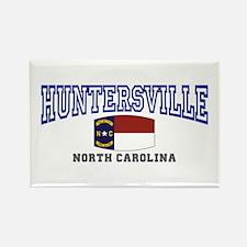 Huntersville, North Carolina Rectangle Magnet