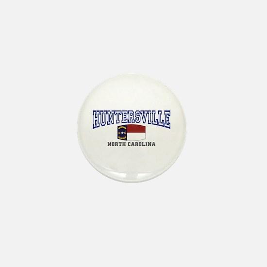 Huntersville, North Carolina Mini Button