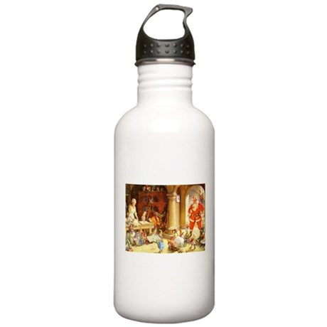 Mrs. Claus & the Elves Stainless Water Bottle 1.0L