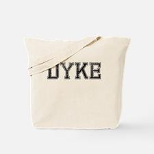 DYKE, Vintage Tote Bag