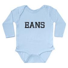 EANS, Vintage Long Sleeve Infant Bodysuit