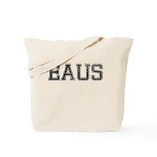 EAUS, Vintage Tote Bag