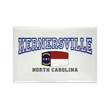 Kernersville, North Carolina Rectangle Magnet