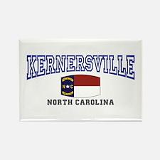 Kernersville, North Carolina Rectangle Magnet