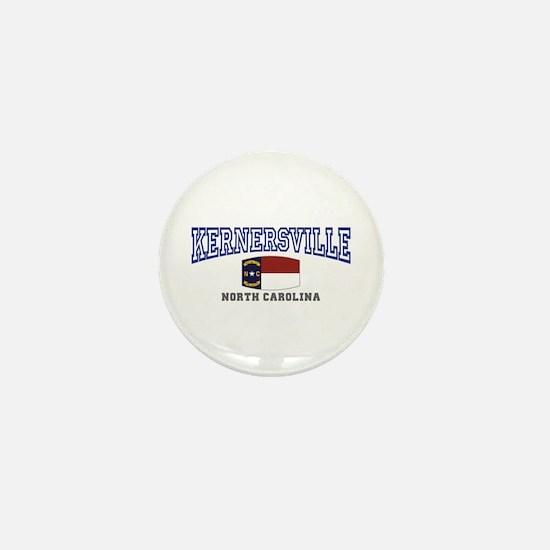 Kernersville, North Carolina Mini Button