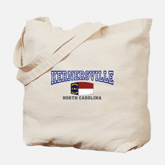 Kernersville, North Carolina Tote Bag