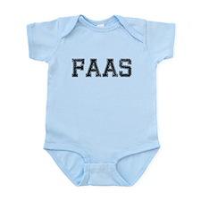FAAS, Vintage Infant Bodysuit