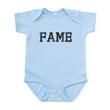 FAME, Vintage Infant Bodysuit