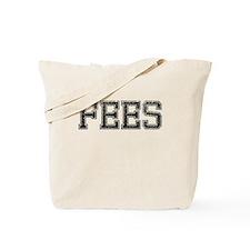 FEES, Vintage Tote Bag