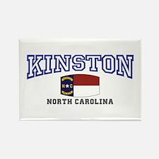 King, North Carolina Rectangle Magnet