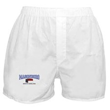Masonboro, North Carolina Boxer Shorts