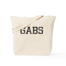 GABS, Vintage Tote Bag