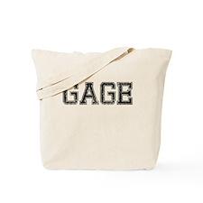 GAGE, Vintage Tote Bag