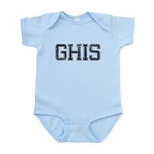 GHIS, Vintage Infant Bodysuit