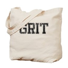 GRIT, Vintage Tote Bag