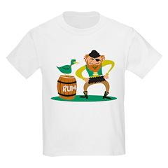 Funny Pirate Kids T-Shirt
