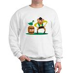 Funny Pirate Sweatshirt