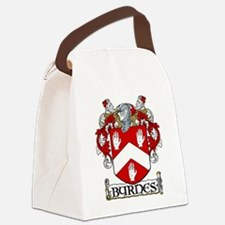 Byrnes Coat of Arms Canvas Lunch Bag