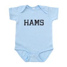 HAMS, Vintage Infant Bodysuit
