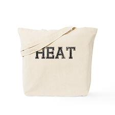 HEAT, Vintage Tote Bag
