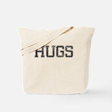 HUGS, Vintage Tote Bag