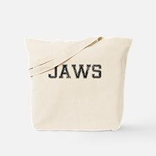 JAWS, Vintage Tote Bag