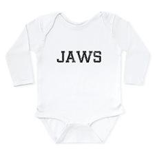 JAWS, Vintage Long Sleeve Infant Bodysuit