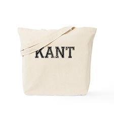 KANT, Vintage Tote Bag